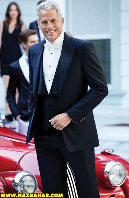 مدل کت و شلوار مردانه جدید 2014,عکس جدید کت و شلوار پیر مردانه