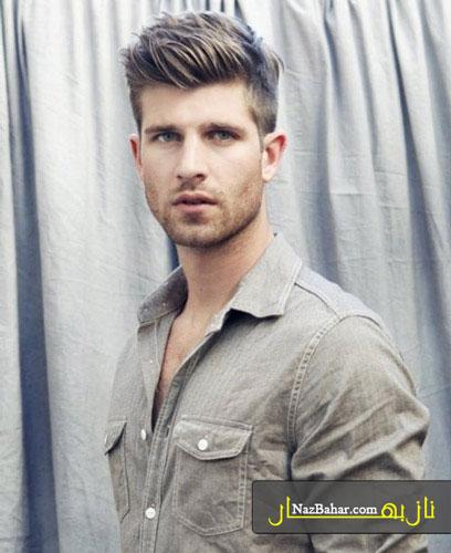 مدل مو مردانه جدید 2014|مدل مو پسرانه