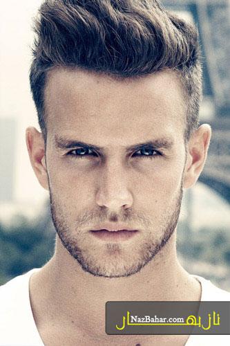 مدل مو مردانه جدید خارجی|مدل مو پسرانه خارجی 2014