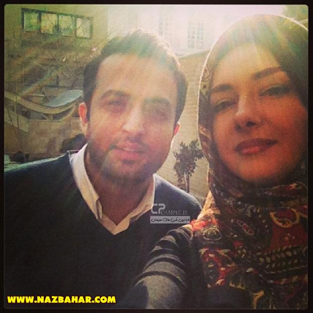 مصطفی زمانی و هانیه توسلی,جدیدترین عکس های هانیه توسلی بهمن 92|Hanieh Tavassoli photo