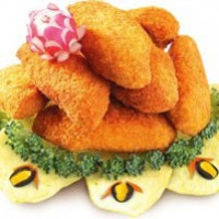آموزش تهیه بال مرغ سوخاری خوشمزه به روش چینی