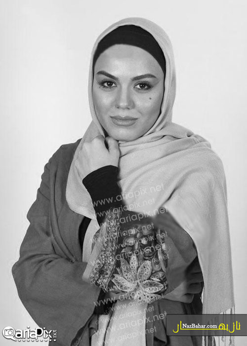 جدیدترین عکس های آزاده زارعی بازیگر نقش باران