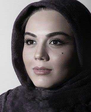 آزاده زارعی بازیگر نقش باران فیلم آوای باران و عکسهای جدیدش