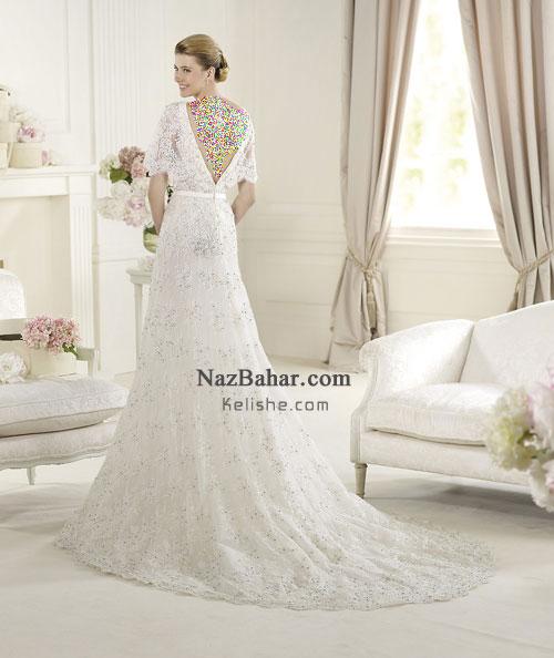 مدل لباس عروس زیبا و جدید 2014,زیباترین مدل لباس عروس 93