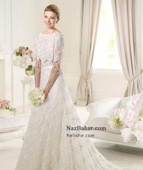 مدل لباس عروس زیبا و جدید 2014,عکس لباس عروس,مدل لباس عروس