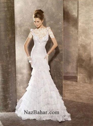 مدل لباس عروس زیبا و جدید 2014,جدیدترین مدل لباس عروس 93