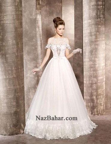 مدل لباس عروس زیبا و جدید 2014 سری اول