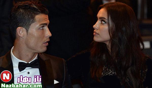 عکس های جدید کریستیانو رونالدو و همسرش 2014