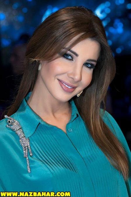 جدیدترین عکس های نانسی عجرم 2014|تصاویر جدید نانسی عربی