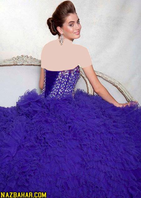 جدیدترین مدل لباس حنابندان 2014,زیباترین لباس عروس برای حنابندان 93