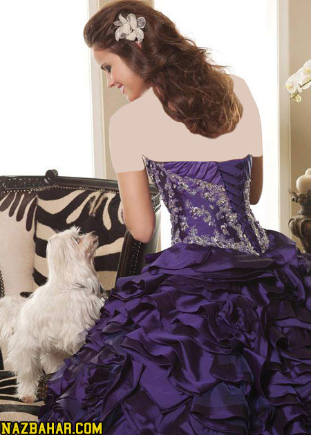 مدل لباس عروس حنابندان جدید 2014|لباس حنابندان عروس جدید 93