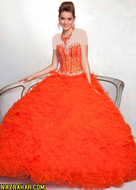 جدیدترین مدل لباس حنابندان 2014,جدیدترین لباس عروس برای حنابندان 93