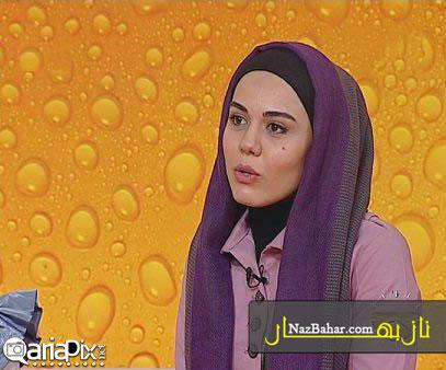 عکس های جدید بازیگران زن آوای باران در ویتامین 3,آزاده زارعی نقش باران