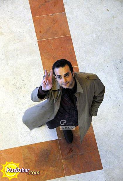 عکس های جدید و متفاوت از حامد کمیلی 93|Hamed Komeili