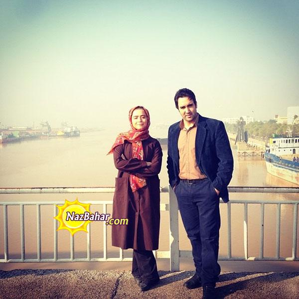 جدیدترین عکس های مهراوه شریفی نیا,مهراوه شریفی نیا و پوریا پورسرخ