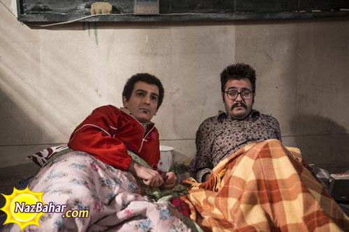 """عکس های سریال """"روزهای بد در"""" نوروز 93"""