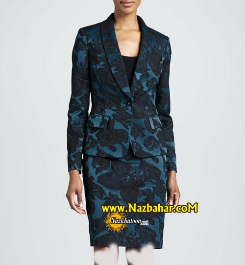 مدل های جدید کت و دامن 2014