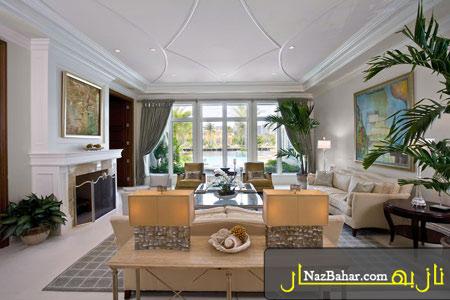 مدل های جدید دکوراسیون منزل 2014