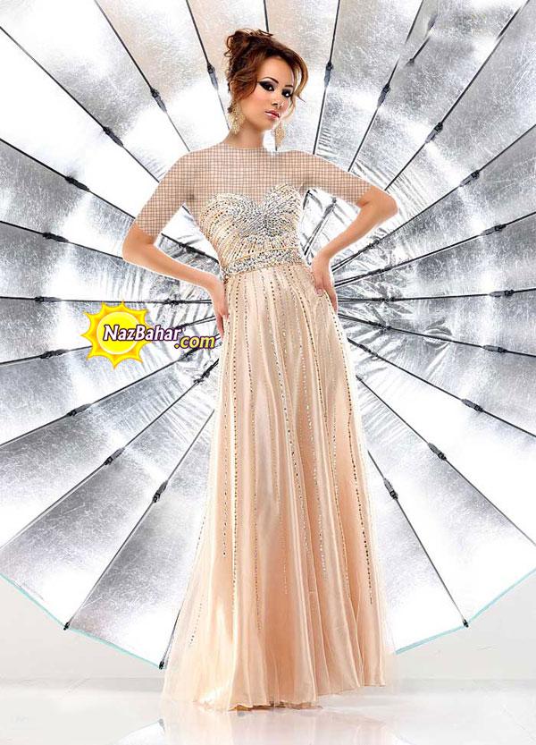 مدل لباس مجلسی 2014|لباس مجلسی زنانه 93