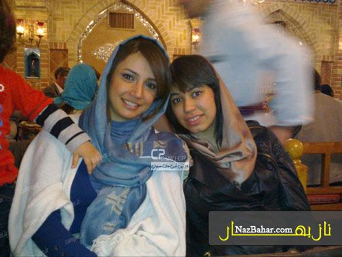 جدیدترین عکس های شبنم قلی خانی زمستان 92,عکس زیبای شبنم قلی خانی