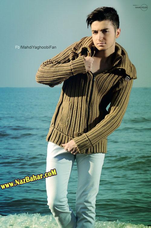 عکس های خوشتیپ مدل ایرانی,عکس مهدی یعقوبی
