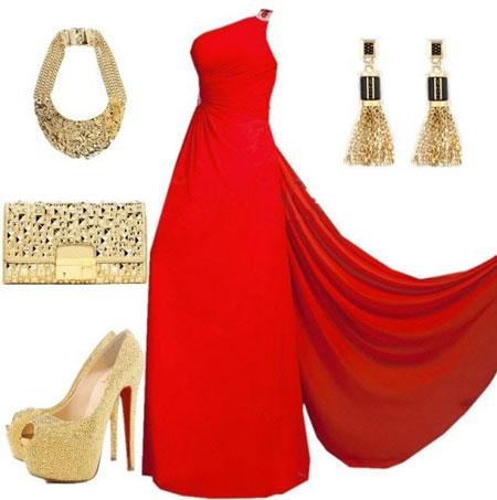 مدل های جدید و زیبای لباس مجلسی زنانه و دخترانه 93