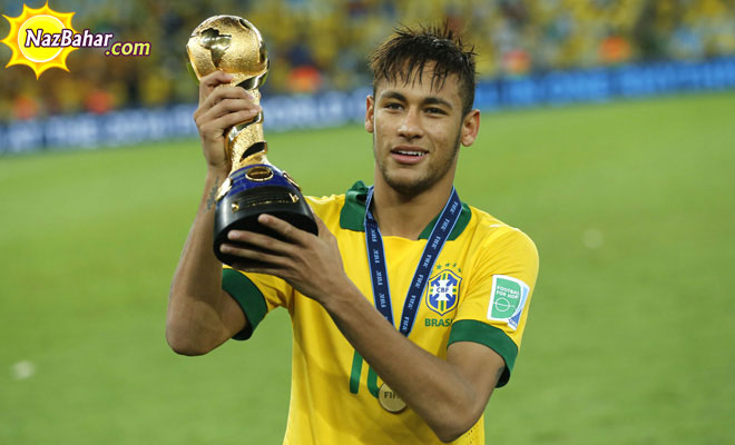 جدیدترین عکس های نیمار داسیلوا سانتوس 2014|Neymar