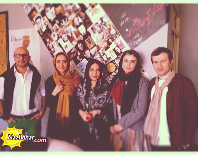 عکس های جدید بهاره کیان افشار,bahare kian afshar