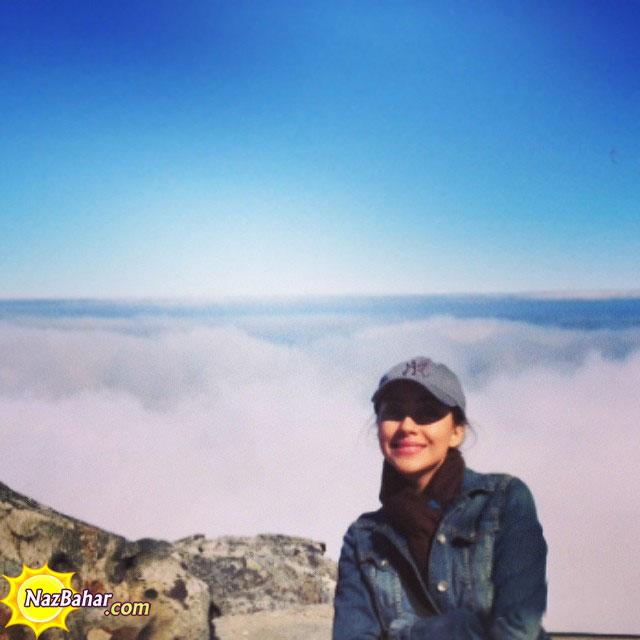 جدیدترین عکسهای بهاره کیان افشار 93