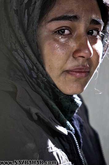 حسیبا ابراهیمی,عکس های حسیبا ابراهیمی,حسیبا ابراهیمی بازیگر افغانی چند متر مکعب عشق