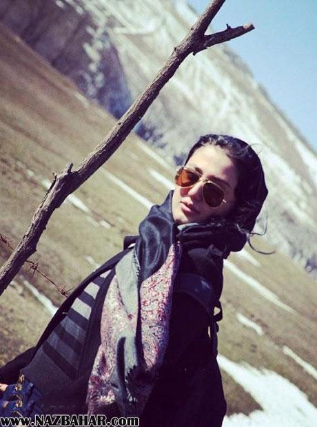نازلی رجب پور,جدیدترین عکسهای زیبای نازلی رجب پور,گالری عکس نازلی رجبپور