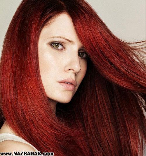 رنگ مو سال 2015 , رنگ مو دخترانه 2015 , مدل مو جدید 2015