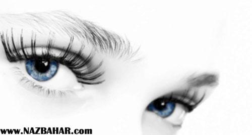 راه حل هایی برای تقویت چشم با شیوه ای طبیعی