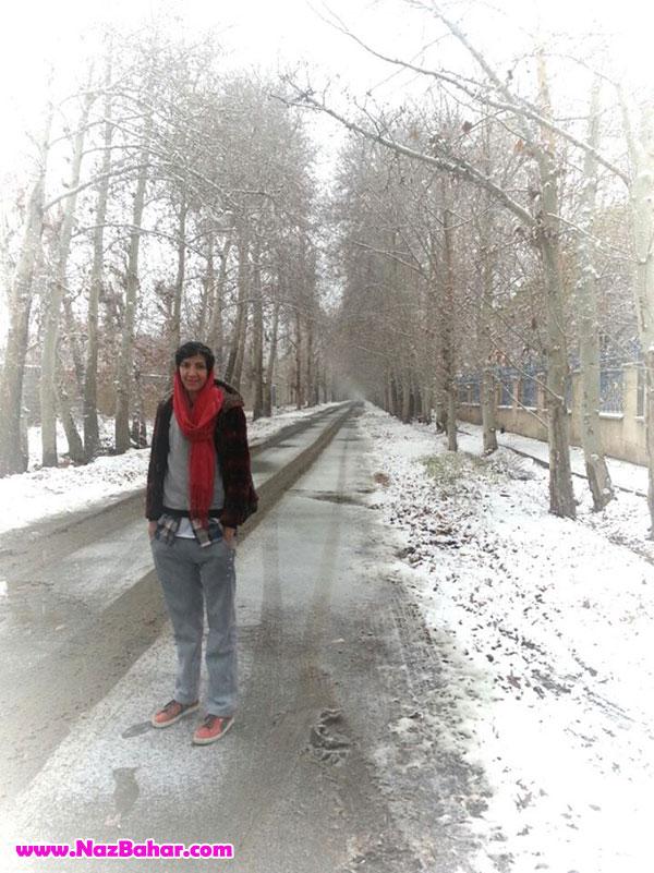 عکس مهسا تقدمی جدید,مهسا تقدمی قدبلندترین دختر ایرانی