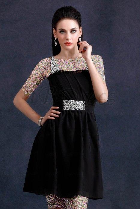 مدل لباس مجلسی کوتاه,لباس مجلسی شب کوتاه,لباس مجلسی کوتاه دخترانه