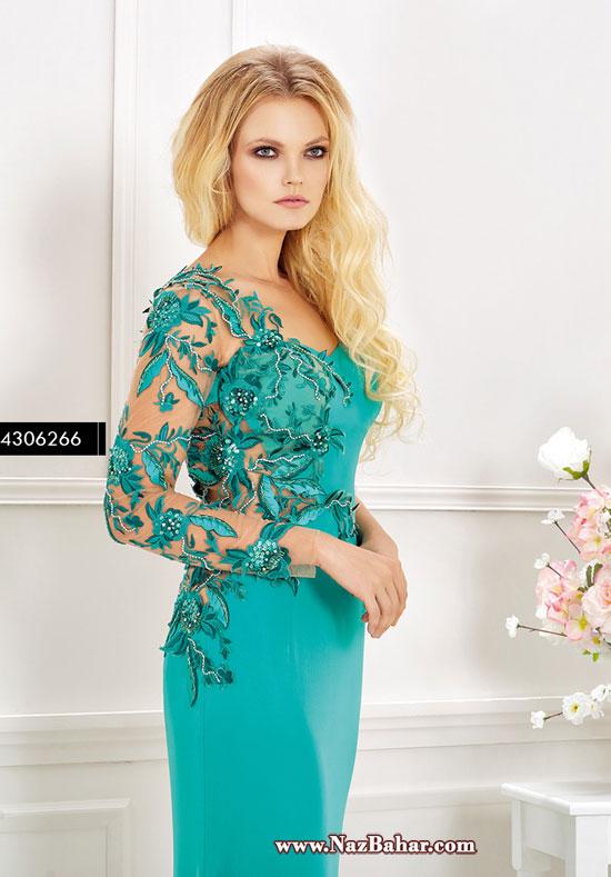 مدل لباس مجلسی 2015 گیپور,ژورنال لباس مجلسی گیپور 2015