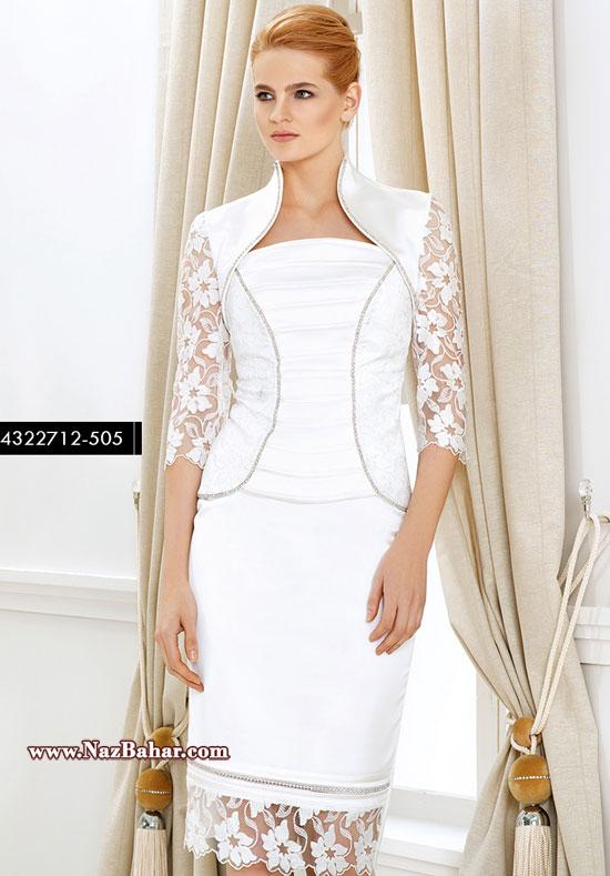 مدل لباس مجلسی 2015,مدل لباس مجلسی گیپور و حریر 2015
