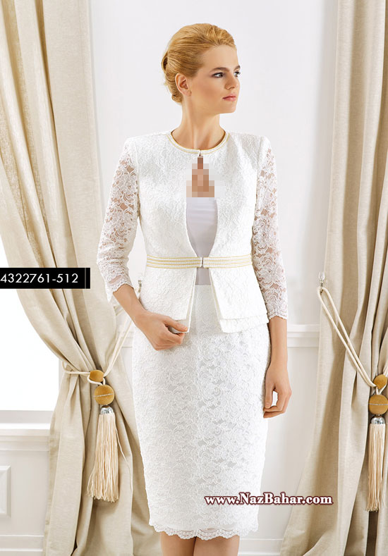 مدل بالاتنه های شیک پیرهن What should the mother of the bride wear to the wedding? Find out today on My Wedding Chat.