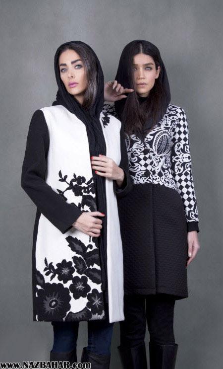 مدل مانتو 2015,مدل های جدید مانتو ایرانی 2015,مدل مانتو دخترانه 2015