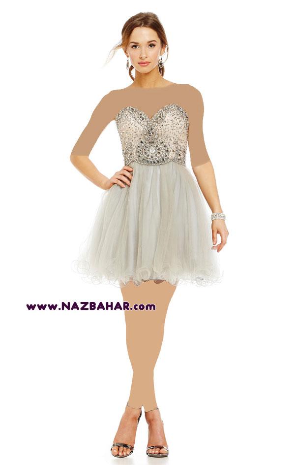 مدل لباس مجلسی کوتاه 95,لباس مجلسی شب کوتاه,لباس مجلسی دخترانه 2016