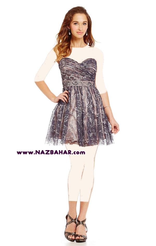 مدل لباس مجلسی کوتاه,لباس مجلسی شب کوتاه,لباس مجلسی دخترانه 2016