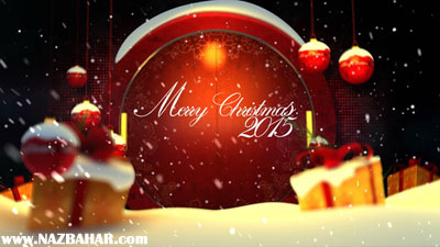 مجموعه اس ام اس کریسمس انگلیسی با ترجمه