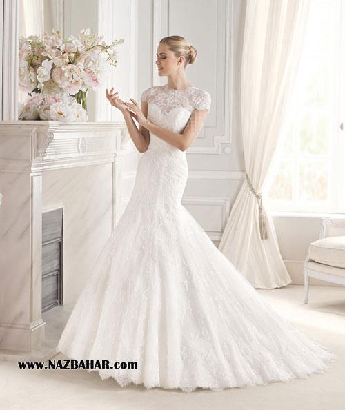 جدیدترین کالکشن مدل لباس عروس 2016 شیک و زیبا