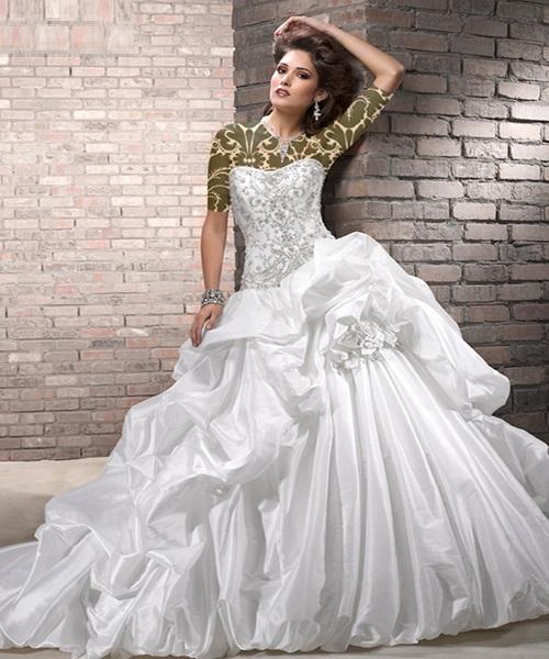 Image result for مدل لباس عروس