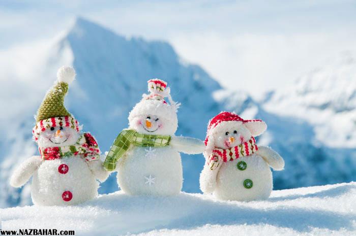 نتیجه تصویری برای عکس نوشته های زمستانی
