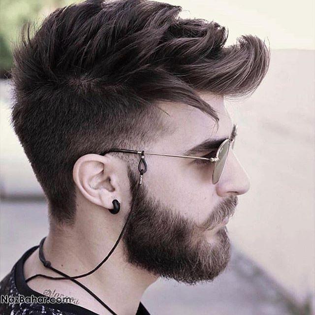 مدل مو مردانه , مدل مو پسرانه جدید , مدل مو ساده کوتاه زیبا