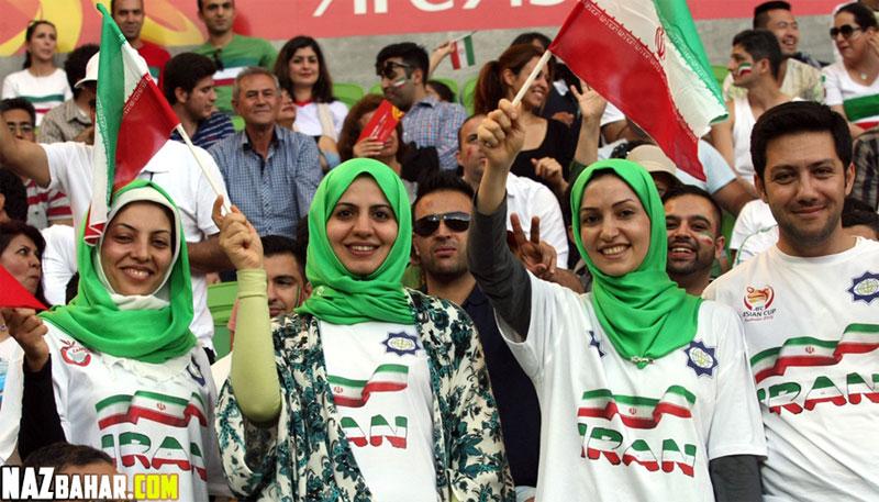 تماشاگران ایرانی در استرالیا,عکس تماشاچیان ایرانی در جام ملتها 2015,عکسهای داغ جام ملت ها استرالیا 2015