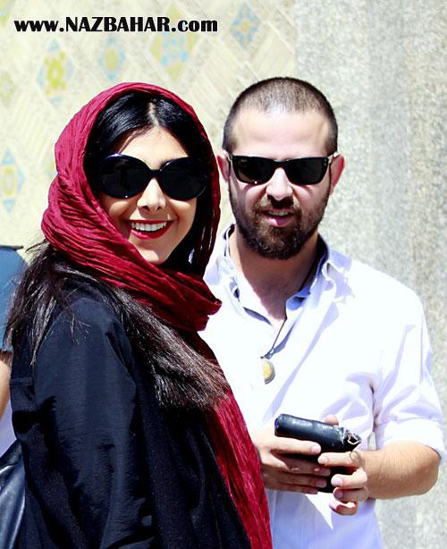 طلاق و جدا شدن آزاده صمدی و هومن سیدی+عکس