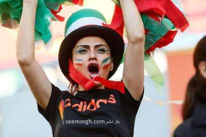 تماشاگران ایرانی در استرالیا,عکسهای تماشاچیان در جام ملت های آسیا,هواداران ایرانی در استرالیا