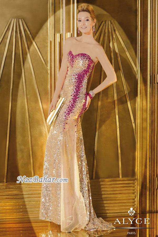 مدل لباس مجلسی,مدل لباس مجلسی دخترانه,لباس مجلسی بلند